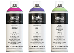 Colori acrilici Loquitex Spray Paint